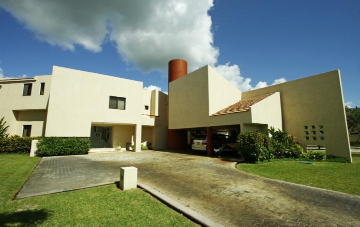 Nacif serio arquitectos proyectos casa habitaci n for Proyecto casa habitacion minimalista